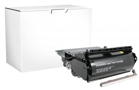 CIG BRAND - Remanufactured High Yield Toner Cartridge for Lexmark Compliant 1250/1620/2420