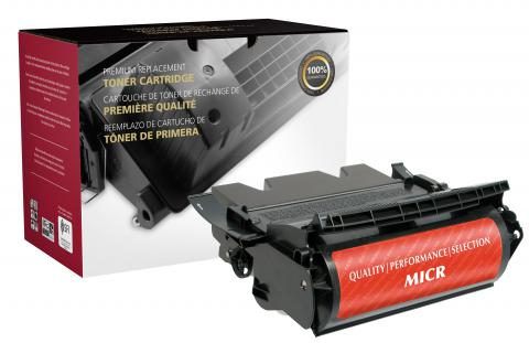 CIG - Remanufactured Extra High Yield MICR Toner Cartridge for Lexmark T644/X644/X646