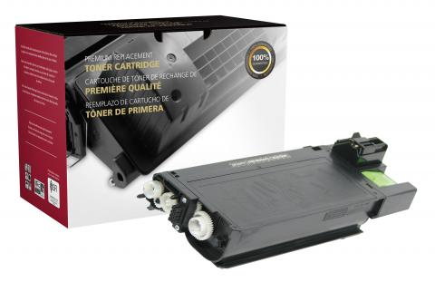 CIG Brand - Remanufactured High Yield Toner Cartridge for Sharp AL100TD