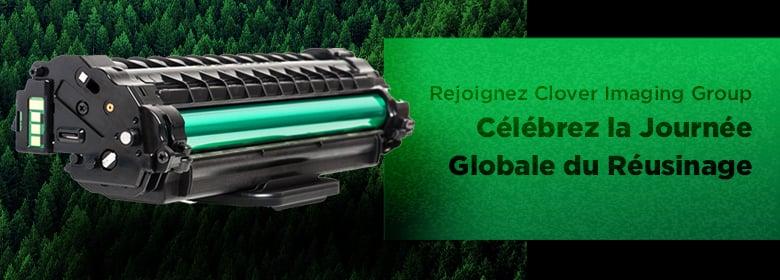 Rejoignez Clover Imaging Group et Célébrez la Journée Mondiale du Réusinage