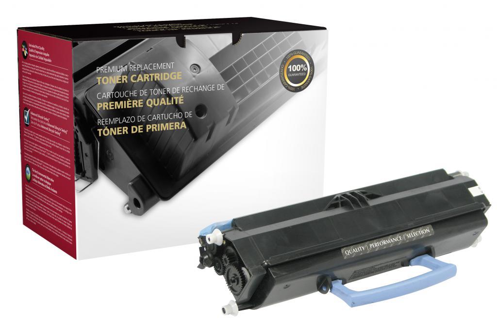 CIG BRAND - Remanufactured Universal Toner Cartridge for Dell 1700/1710, Lexmark E230/E330, IBM 1412/1512
