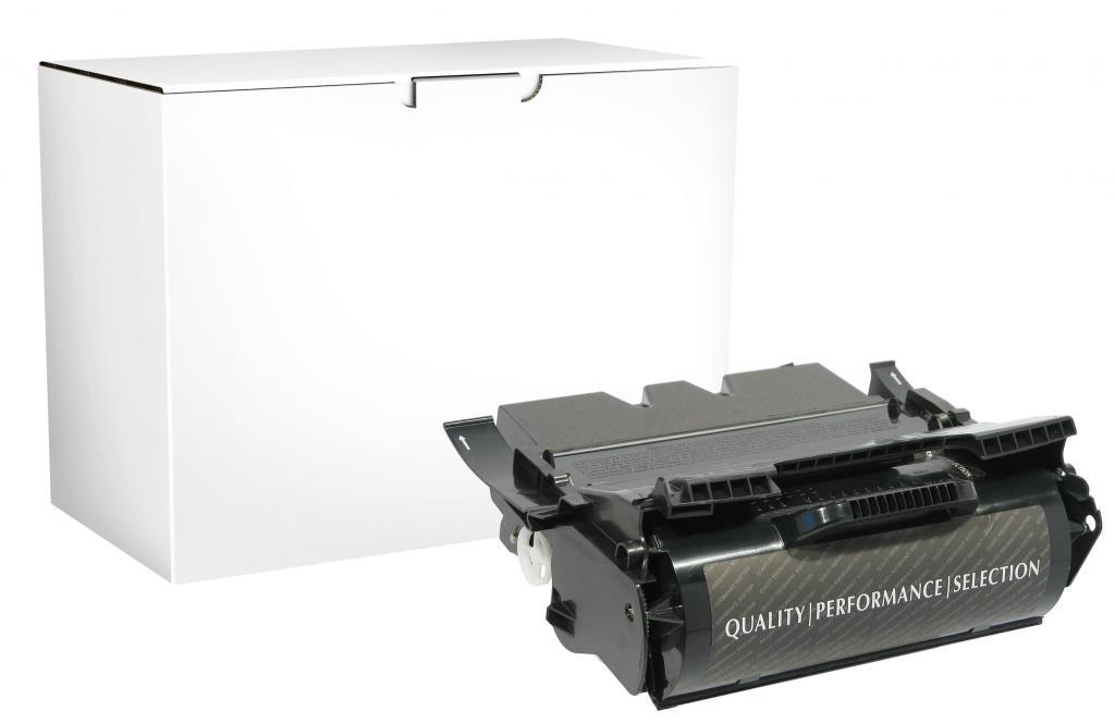 CIG - Remanufactured Universal Ultra High Yield Toner Cartridge for Lexmark T640/T642/T644/X642/X644, Dell 5210N/5310N, IBM 1532/1552/1572