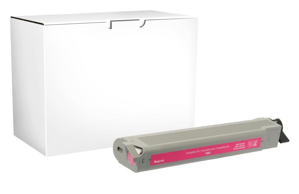 CIG - New High Yield Magenta Toner Cartridge for Xerox 106R01078