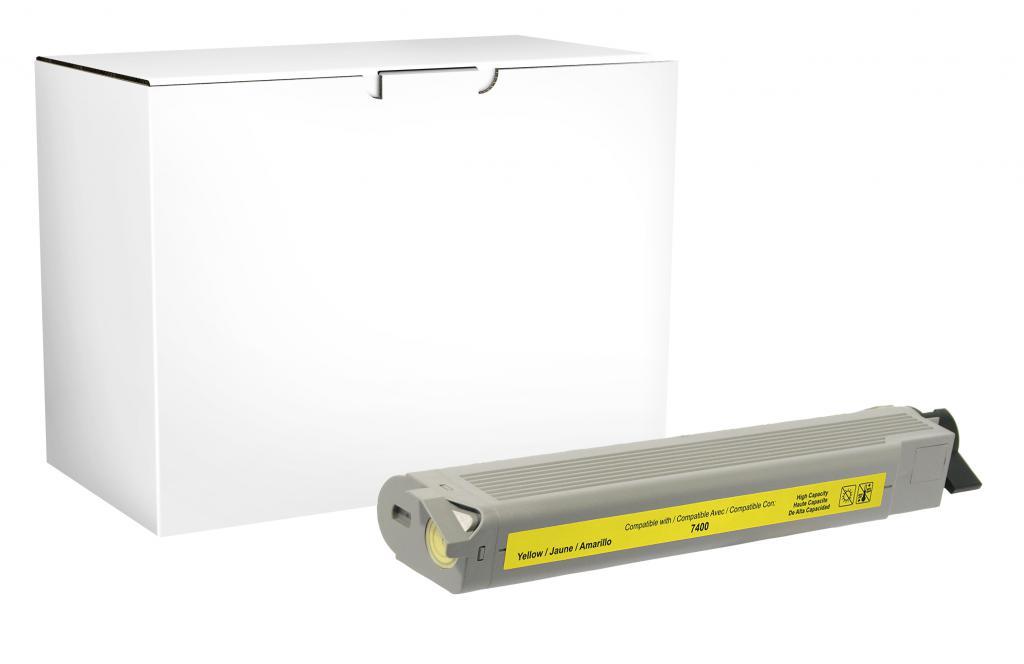 CIG - New High Yield Yellow Toner Cartridge for Xerox 106R01079