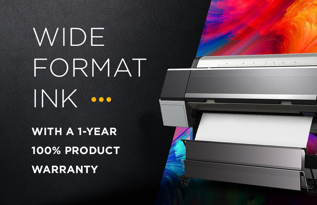 Wide Format Ink